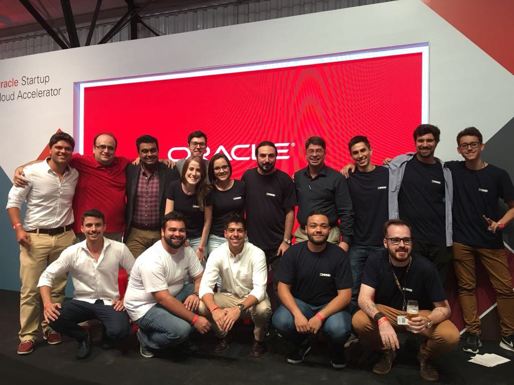 NMIND no Demo Day da Oracle